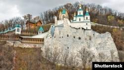 Свято-Успенська Святогірська лавра – православний чоловічий монастир у Святогірську (Донецька область)