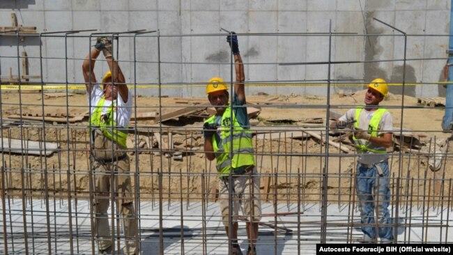 U Federaciji BiH u poslijednje dvije godine nisu otvorena ni nova gradilišta
