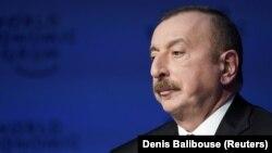 Presidenti i Azerbajxhanit, Ilham Aliyev, foto nga arkivi.