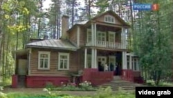Kyrgyz writer Chingiz Aitmatov spent 20 years at this cottage in Peredelkino.
