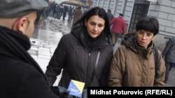 Jedna od akcija NVO sektora u BiH, ilustrativna fotografija