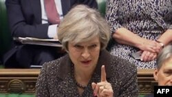 Bristanska premijerka, Theresa May