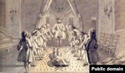 Рытуал пасьвячэньня ў масоны
