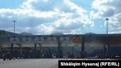 Pikat e pagesës së autostradës në Rrugën e Kombit