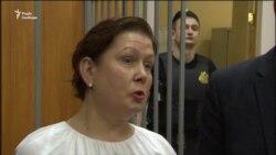 Колишній директор Бібліотеки української літератури в Москві отримала чотири роки умовно (відео)