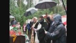 Малітва ў Катыні