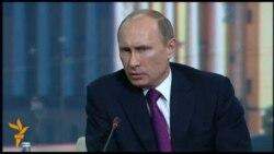 Путін і Меркель дискутують на економічному форумі в Санкт-Петербурзі