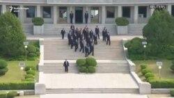 Vizita historike e Kim Jong Un në Korenë Jugore