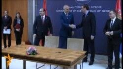 Samit u Beogradu: Potpisan sporazum Srbije i Albanije