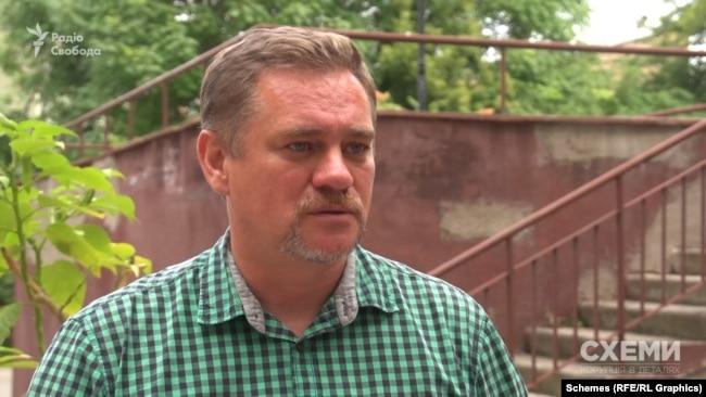 Редактор видання «Наші гроші» Юрій Ніколов.