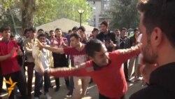 07.10.2015 Танц на бегалците во Белград, оперски фестивал во Бишкек