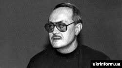 Диктор українського радіо Микола Козій. Київ, 1994 рік