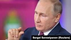 "Vladimir Putin la ""Linia directă"", 30 iunie 2021"
