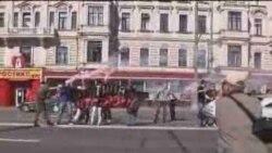 Протести против Владимир Путин