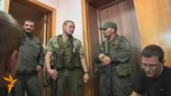 Сепаратисты в Украине согласились прекратить огонь
