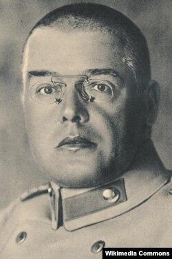 Generalul Max Hoffmann