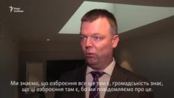 У місії ОБСЄ застерегли про можливість нових загострень боїв на Донбасі (відео)