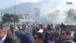 Nasilje na ulicama Venecuele
