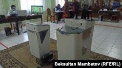 Выборы в местные кенеши. 11 апреля 2021 года.