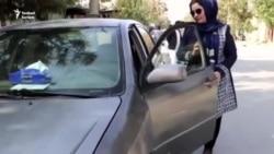 Ritka, de egyre több a női sofőr Afganisztánban