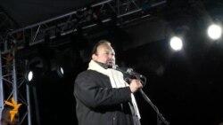 Митинг на Пушкинской: Геннадий Гудков