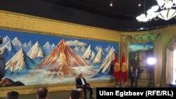 Алмазбек Атамбаевдин маалымат жыйыны