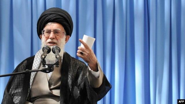 رهبر جمهوری اسلامی در سخنان خود گفت که تورم و گرانی در کشور وجود دارد.