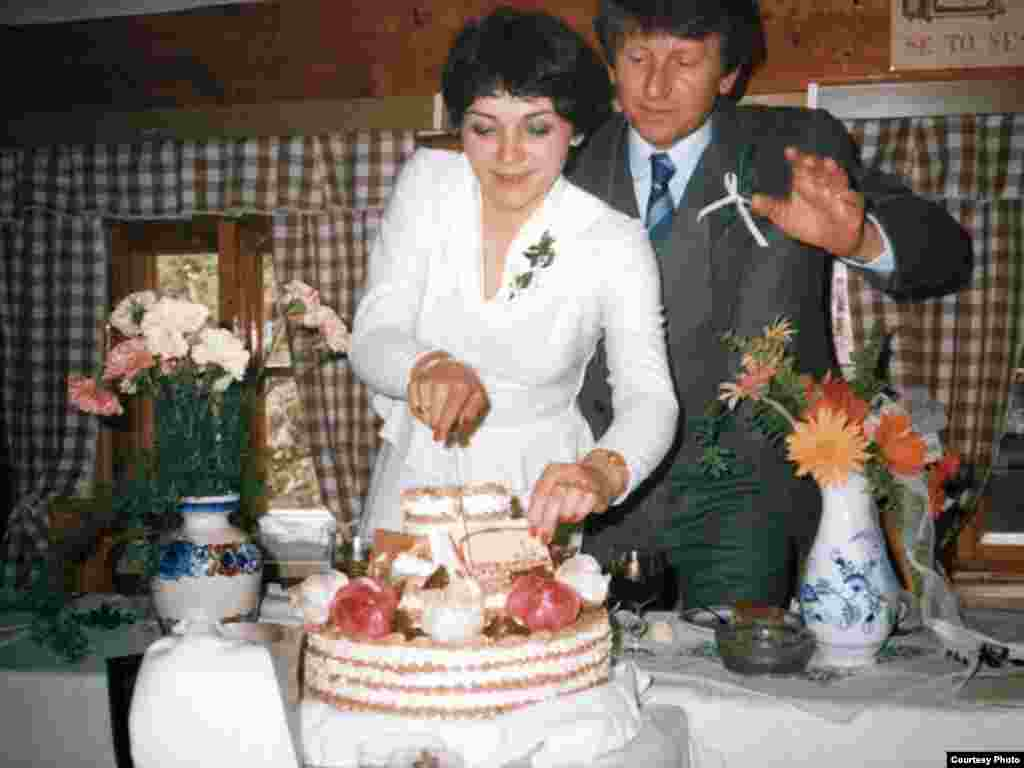 Jiri and Jana celebrate their wedding in the Czech mountain town of Pec pod Snezkou in May 1982. - In 1989, Jiri got involved in the protests that led to the Velvet Revolution. The pair fondly remembers the euphoria of the times, but feels disappointed by political developments since then.