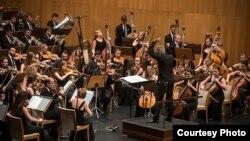 В рамках проекта I, CULTURE Orchestra молодые музыканты из разных стран, в том числе из Грузии, становятся участниками симфонического оркестра, который после репетиций в Польше отправляется на гастроли по миру
