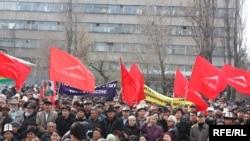 Бишкектеги Элдик курултай, 2010-жылдын 17-марты.