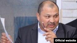Депутат Кожобек Рыспаев