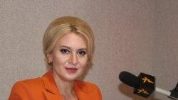 """Violeta Ivanov pledează pentru """"mai mult"""" stat în economie"""