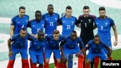 اعضای تیم ملی فوتبال فرانسه