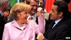 Несмотря на особоые отношения между Николя Саркози и Ангелой Меркель, Германия прохладно отнеслась к идее создания Средиземноморского союза