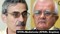 Ismailj Hasani i Dušan Janjić