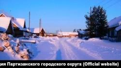 Город Партизанск в Приморье