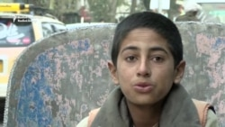 The Afghan Boy Who Supports Nine People