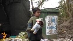 Humanitarian Crisis Deepens On Serbian-Croatian Border