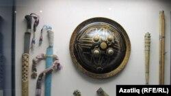 Иран һәм Урта Азиядә XVIII-XIX гасырларда кулланылган кораллар