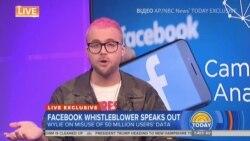 Facebook під ударом через дані 50 мільйонів користувачів (відео)