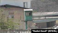 Исправительная колония №3/2 в городе Вахдат