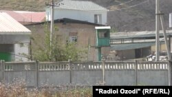 A view of the prison in Vahdat (file photo)
