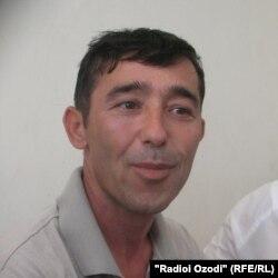 Соҳибҷон Абдурасулов, сармуҳосиби фурудгоҳи Қӯрғонтеппа.