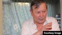 Саид Бекиров, крымский татарин, переживший депортацию 1944 года. Алматы, 22 мая 2014 года.