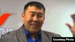 Талант Анарбаев, кыргызстанский юморист.