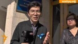 Казакъстанда активистлар Георгий тасмалары таратуга каршы