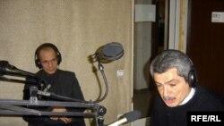 Rasim Hüseynov və Çingiz Sultansoy