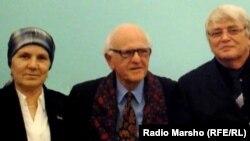 Дани --Копенгагенехь Нохчийн Конференцехь, Масхадова кусама, Фрэнк Джадд, Мельникофф Сергей, 2002
