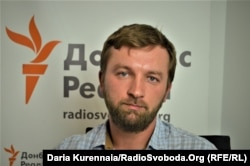 Маркиян Лысейко, документальный фотограф, участник событий в Иловайске в 2014 году, участник проекта AfterIlovaisk