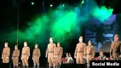 Татар дәүләт җыр-бию ансамбле